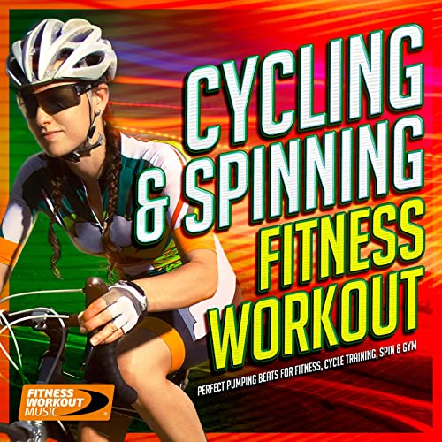 Cycling & Spinning Fitness Workout - Perfect Pumping Beats for ...