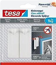 Tesa klevende spijker voor behang en pleisterwerk 1kg - 16 Nägel