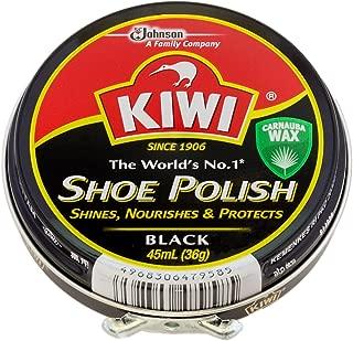 KIWI(キィウィ) 靴用クリーム 油性靴クリーム 黒色用 45ml