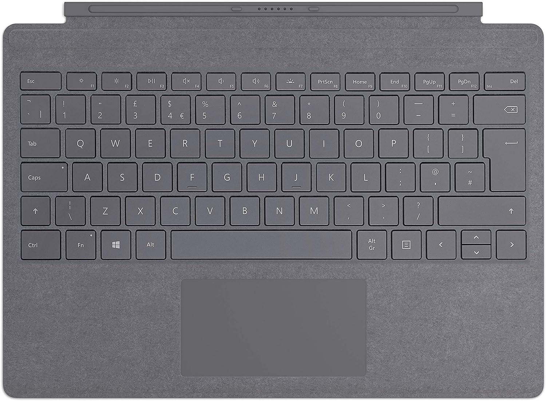 Microsoft Spro Signa Type Cover M1725 Sc English Computers Accessories
