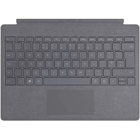 Microsoft Surface Pro Signature Type Cover Anthrazit Computer Zubehör
