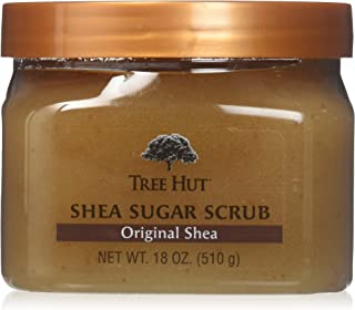 Tree Hut Shea Sugar Body Scrub - Original Shea: 18 OZ
