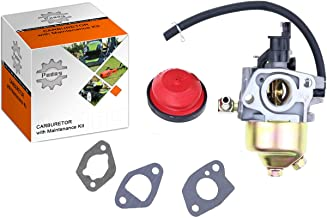 Podoy 951-12705 951-10974A Carburetor with Primer Bulb for MTD Cub Cadet Troy Bilt 951-12705 951-10974A 951-10974 Stens 520-862 HUAYI 165S 165SA Snow Blower Engines