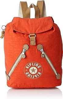 Kipling FUNDAMENTAL BACKPACK K01374M45 Casual Daypack, Funky Orange