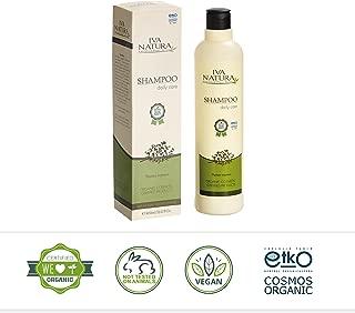 Iva Natura Champú orgánico certificado para el cuidado