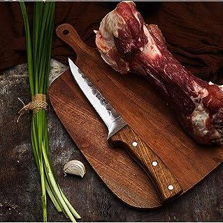 Main Forged couteau à désosser boucher Couteau à découper la viande Cleaver Couteau de cuisine Couteau Chef en acier inoxy...