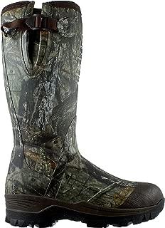 Field & Stream Men's Swamptracker Mossy Oak Country Waterproof 400g Rubber Hunting Boots (Mossy Oak BRK Up Country, 12 D(M) US)