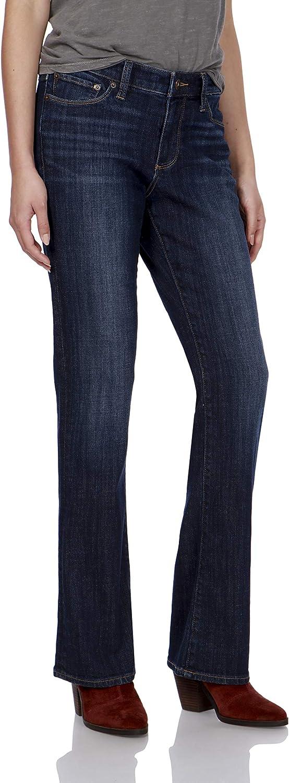 Washington Mall Lucky Brand Selling rankings Women's Mid Jean Bootcut Sweet Rise