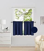 Best short curtains window Reviews