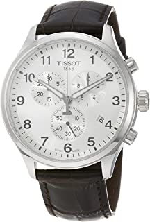 Tissot T116.617.16.037.00 Chrono XL Men's Watch Brown 45mm Stainless Steel