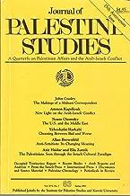 Journal of Palestine Studies, 63, Spring 1987, includes