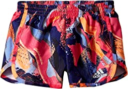 adidas Kids Breakaway Printed Woven Shorts (Toddler/Little Kids)