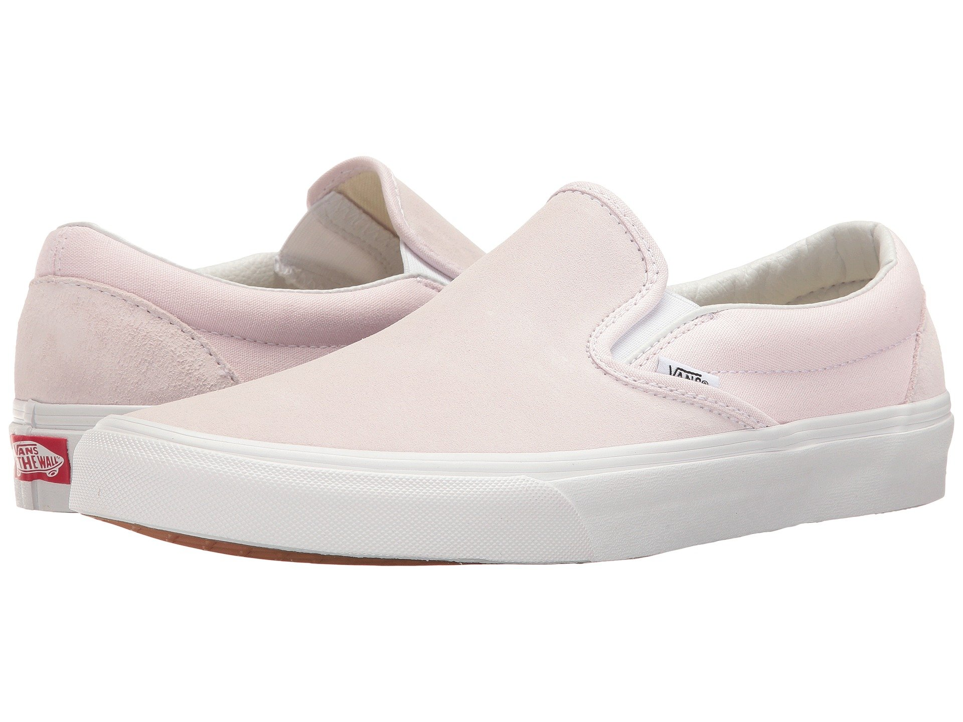 VANS Classic Slip-On™, (Suede/Canvas) Orchid Ice/True