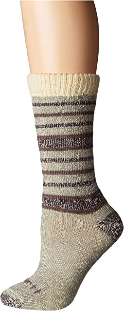 Heavyweight Wool Boot Socks with Sweater Top 1-Pair Pack
