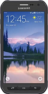Samsung Galaxy S6 Active G890A AT&T 4G LTE Octa-Core Phone Unlocked - Gray (Renewed)