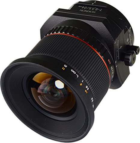 Rokinon Tsl24m N Objektiv 24 Mm F Kamera