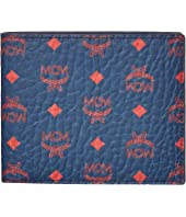 MCM - Visetos Original Flap Wallet/Two-Fold Small