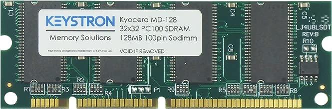 128MB Kyocera Printer MEMORY for KYOCERA FS-1118MFP FS-1200 FS-1300D FS-1800 FS-1800+ RX FS-1800N FS-1900 FS-1920 FS-1920D FS-3530 FS-3800 FS-3820 FS-3830