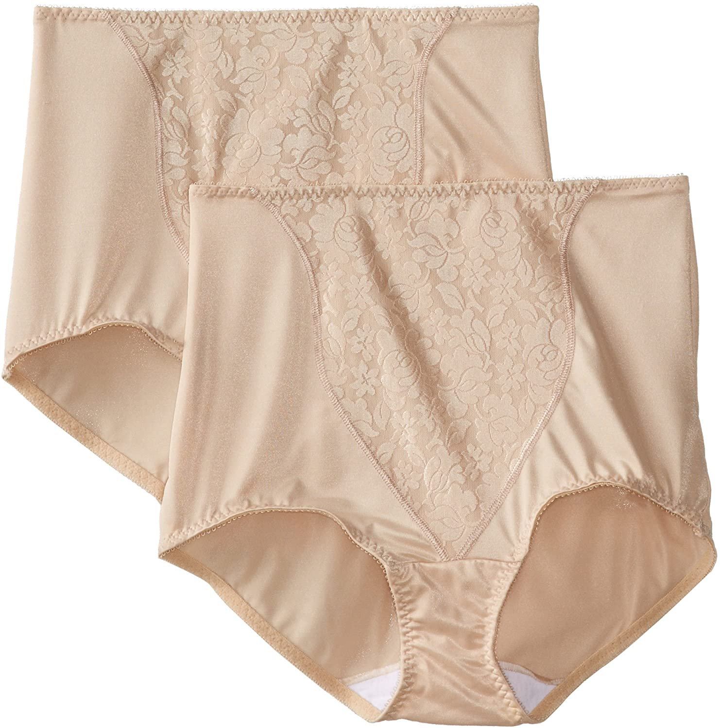 Bali Women's Shapewear Popular overseas Double Support w Brief 67% OFF of fixed price Control Light