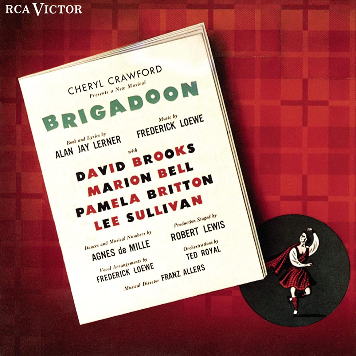 Brigadoon 1947 Original Broadway Cast