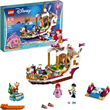 Lego Lego Disney Princess Ariel Royal Celebration Boat 41153, Multi-Colour, 41153