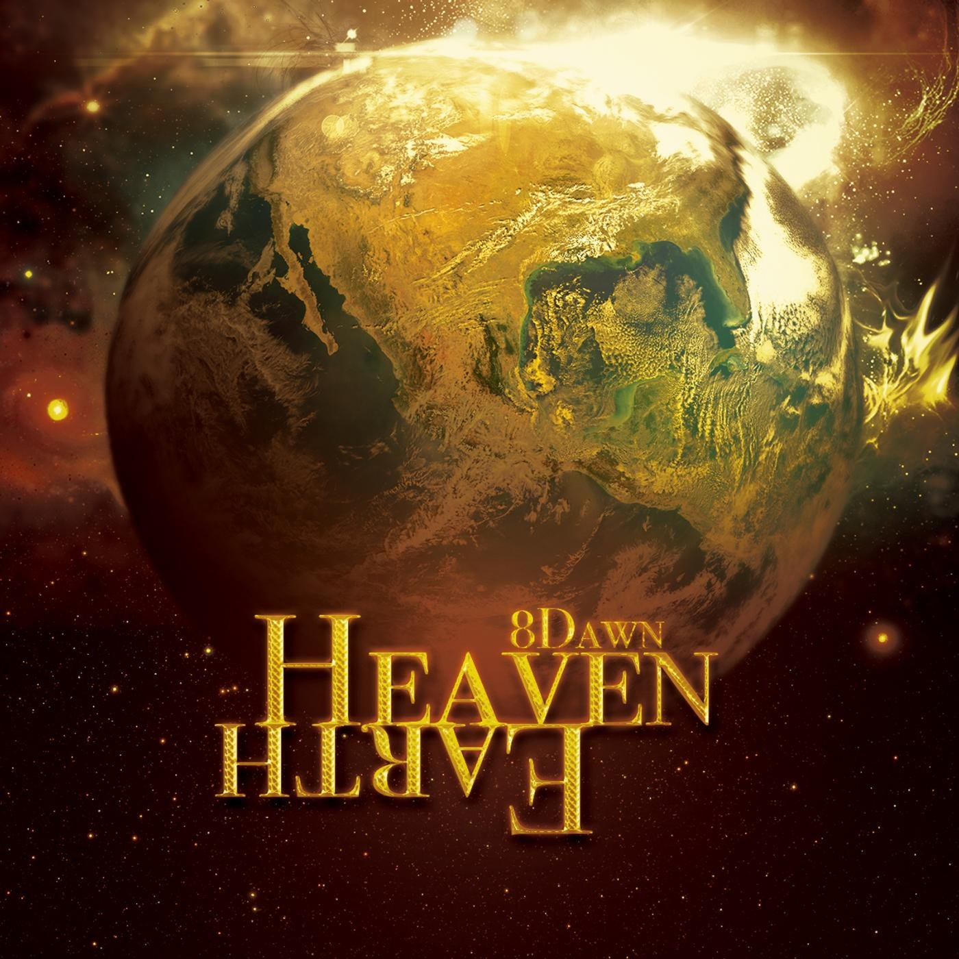 Heaven Earth 8Dawn Troels Folmann