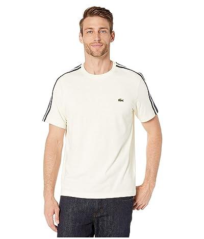 Lacoste Short Sleeve Jersey T-Shirt (Geode) Men