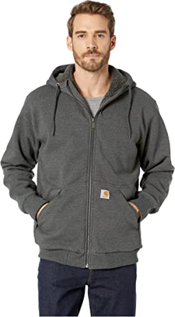 Rain Defender® Rockland Sherpa Lined Full Zip Hooded Sweatshirt