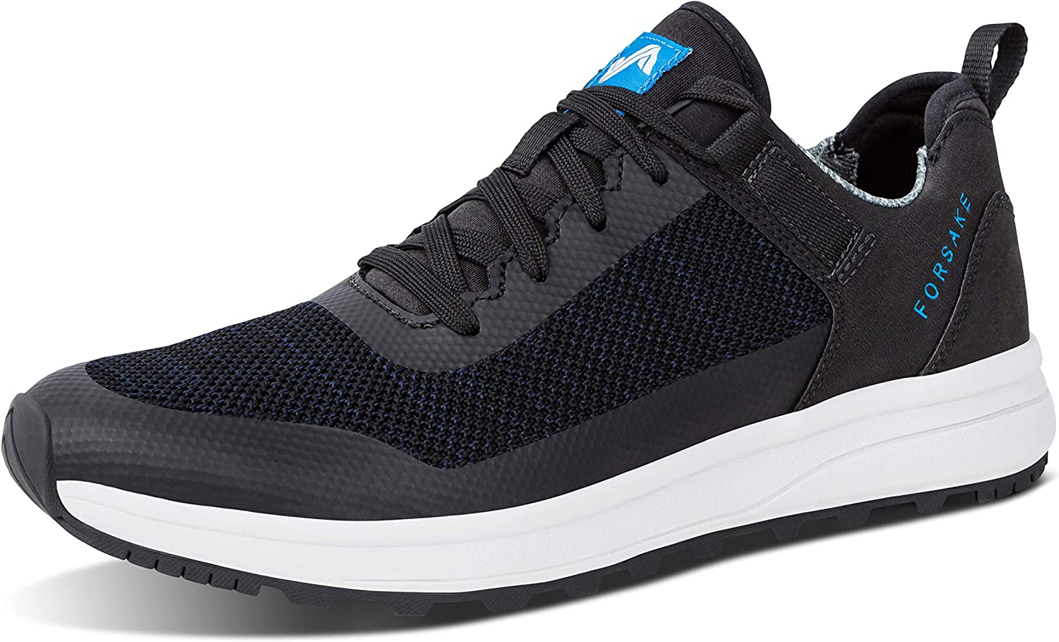 Forsake 販売期間 限定のお得なタイムセール Maddox – Men's Knit Sneaker Outdoor 受注生産品 Breathable