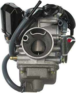 New 26mm Carburetor & Intake Mninfold Fit for Hensim GY6 150cc 150 ATV QUAD Four Wheeler