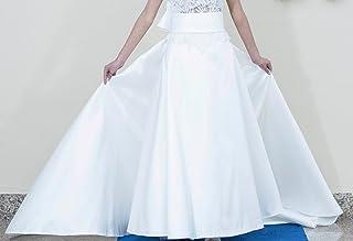 Gonna per abito da sposa