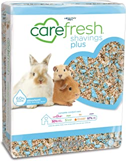 Best carefresh Shavings Plus Blue Natural Paper Small Pet Bedding with Odor Control, 69.4 L Review