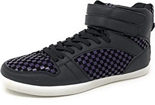 coXist Men's High Top Fasshion Skate Street Sneakers
