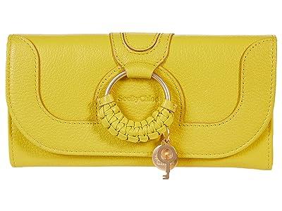 See by Chloe Hana Long Leather Wallet