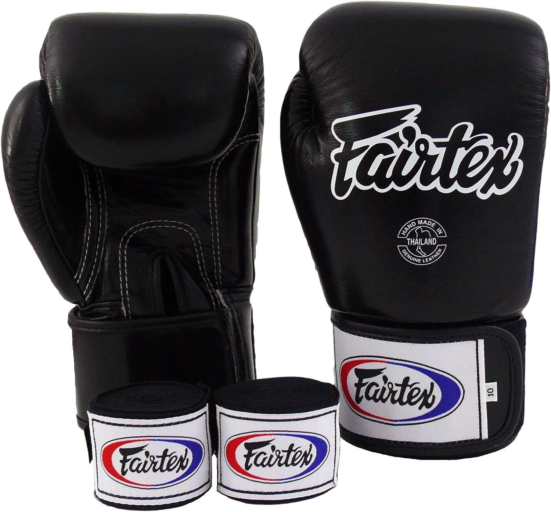 FAIRTEX BGV16 BAR GRIP GLOVES MUAY THAI TRAINING SPARRING MMA BOXING
