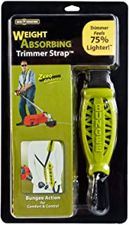 Good Vibrations Zero Gravity - Universal Weight Absorbing String Trimmer Strap with Bungee PRO-X System & Deluxe Comfort S...