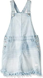7 For All Mankind Girls' Denim Skirt-All