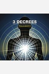 3 DECREES Kindle Edition