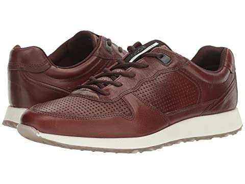 6PM:ECCO Sneak Trend 爱步 休闲系带男鞋 特价仅售$110.99