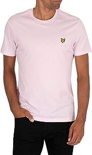 LYLE & SCOTT Men's Marl T-Shirt, Pink