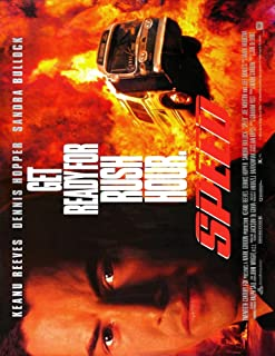Best speed 1994 movie poster Reviews