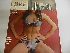 "Rapture Men's Magazine ""Jury Beauty"" ""Never Trust an Honest Dame"" Vol 1 #3 1959"