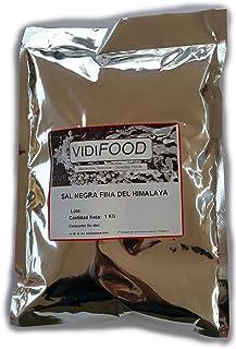 Sal Negra del Himalaya - 1 kg - Rica en nutrientes y