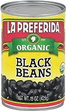 La Preferida Organic Black Beans, 15 oz