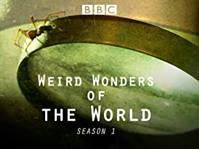 Weird Wonders of the World, Season 1
