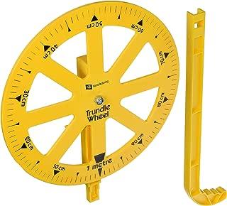 Si SI45550 All-Plastic Trundle Wheel
