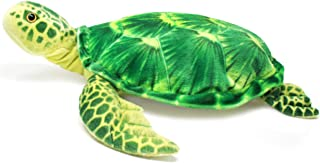 Olivia The Hawksbill Turtle - 20 Inch Big Sea Turtle Stuffed Animal Plush - by Tiger Tale Toys