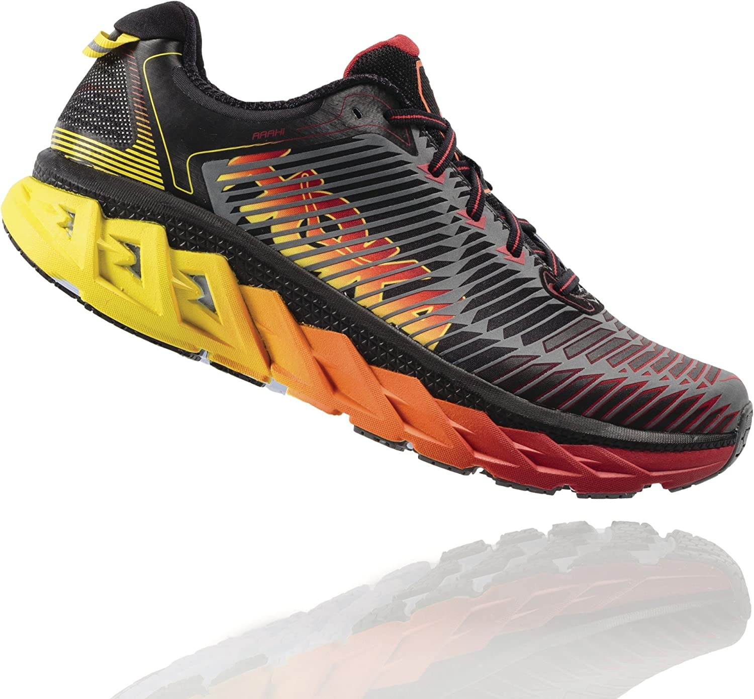 HOKA ONE ONE Mens Arahi 2 Running shoes