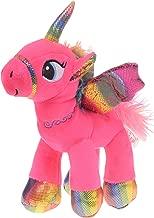 Ballet Slipper Pink Rainbow Pegasus Unicorn 8