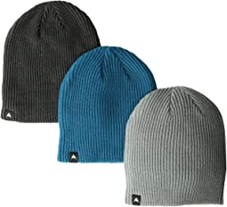 DND Beanie 3-Pack (Little Kids/Big Kids)